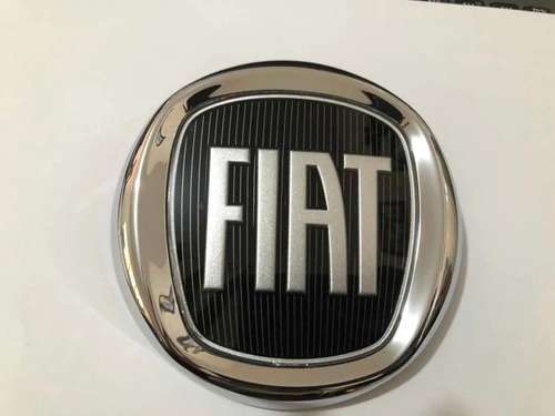 Imagem 1 de 2 de Emblema Grade Dianteira Argo Original Fiat