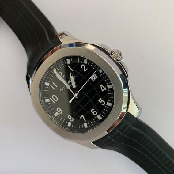 Reloj Patek Philippe Aquanaut Acero Inoxidable Caucho Zafiro 271pp