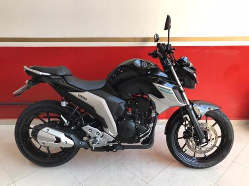 Yamaha Fazer 250 2021 Preta