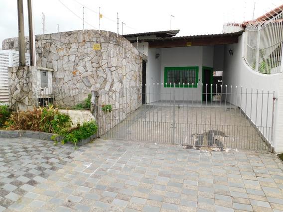 Casa Térrea No Balneário Flórida Em Peruíbe À Venda.
