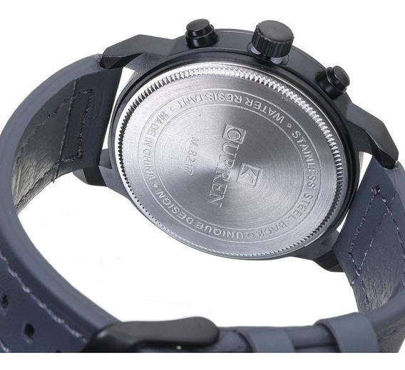 Relógio Curren Masculino Importado Original 8217