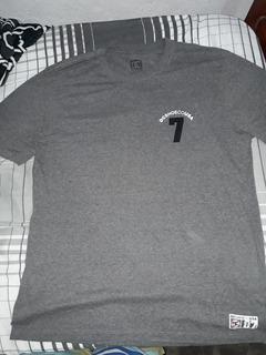 Camisa Dc Em Ótimo Estado, 3 Vezes Usada