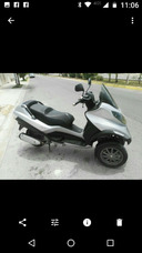 Piaggio Moto Piaggio Mp3