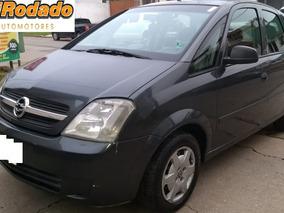 Chevrolet Meriva Gl 1.8 2005 - Recibo Menor - Financio!!