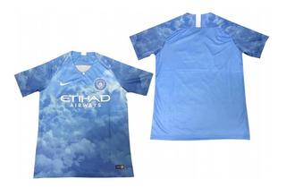 Camisa Manchester City Especial Fifa - Pronta Entrega