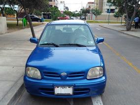 Nissan March Año 2000 , Precio $ 2,950 Dolares Ocasión !
