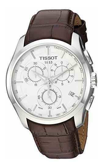 Cronografo De Couturier Para Hombre Tissot - T0356171603100