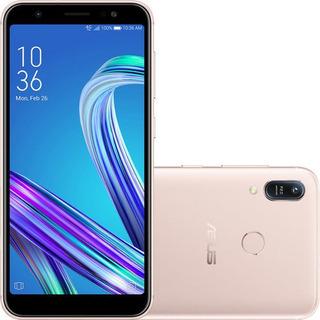 Smartphone Zenfone Asus Max M2 32gb Dualchip 5.5 Dourado