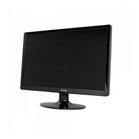 Monitor Led 15.6 Polegadas Widescreen Hdmi Pctop