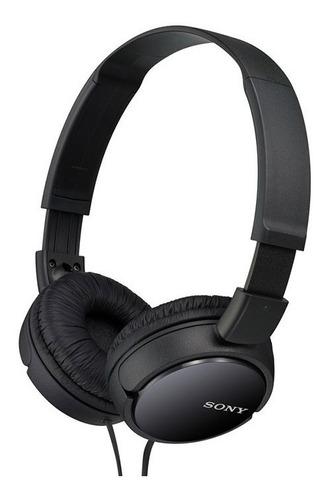Imagen 1 de 2 de Auriculares Sony Mdr-zx110 Negro                   Zonatecno