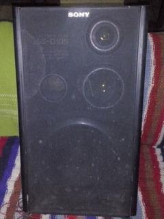 Parlante Sony Modelo Ss-d105 Impedancia 6 En Buen Estado