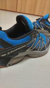 Zapatos Salomon Acs 2 Lite Skeleton Originales
