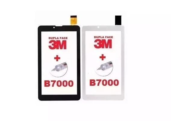 Tela Touch Tablet Tx316 Tx316bra Lcd130 Dl Socialphone 700