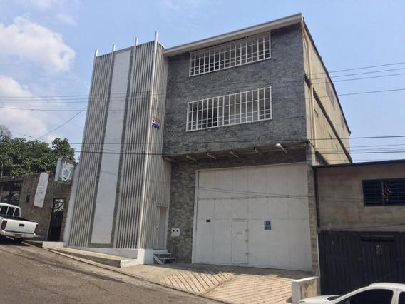 Edificio Con Galpon + Oficina En Venta