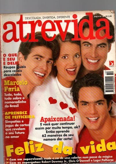 Revista Atrevida Marcelo Faria Nº 10 Ano Jun 1995 (982)