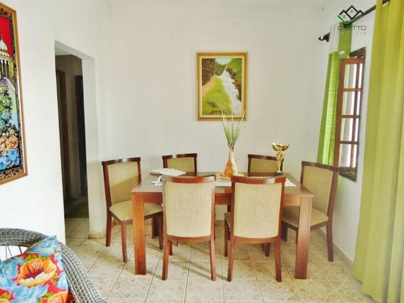 Sobrado Com 4 Dormitórios À Venda, 120 M² Por R$ 330.000 - Jardim Ivete - Mogi Das Cruzes/sp - So0056