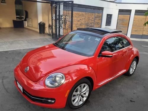 Imagen 1 de 6 de Volkswagen Beetle 2013 2.5 Sport Fender At