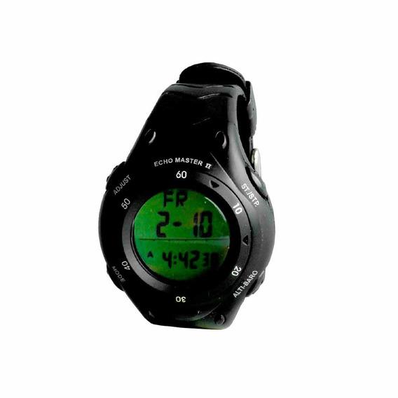 Relógio Digital Com Altímetro E Barômetro Echomaster
