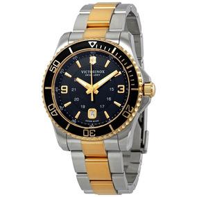 Relógio Victorinox Maverick Black Dial Men Watch-241824
