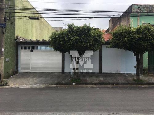 Casa Com 3 Dormitórios À Venda, 250 M² Por R$ 550.000,02 - Jardim América - Guarulhos/sp - Ca0423