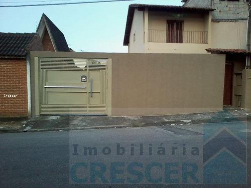 Imagem 1 de 10 de Sobrado Para Venda Em Mogi Das Cruzes, Vila Jundiai, 2 Dormitórios, 2 Banheiros, 8 Vagas - So020_2-377037
