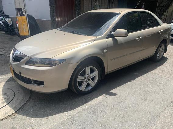 Mazda 6 2.0/ 2007 Mecanico Cuero Full Equipo Original