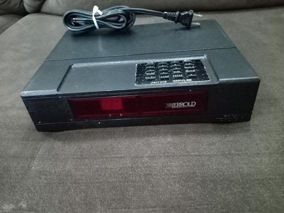 Decodificador Cat Tv Jerrold Convert General Instrument