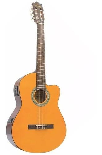Imagen 1 de 3 de Guitarra Electroacustica Ibanez Ga3ece Naylon Nueva