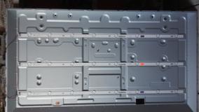 Kit Regua De Led Lg 43uh6100 Barra Com 8 Leds Cada
