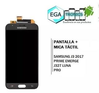 Pantalla Tactil Samsung J3 2017 Prime Emerge J327 Luna Pro