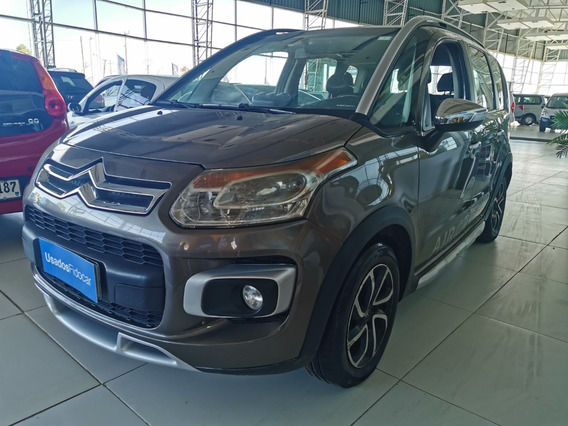 Citroen C3 Aircross 1.6 Exclusive 2013