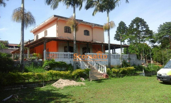 Chácara Residencial Para Venda E Locação, Lagoa, Itapecerica Da Serra - Ch0199. - Ch0199