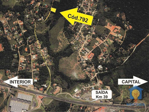 Terreno À Venda, 2 M² Por R$ 250.000 - Chácara Recanto Verde - Cotia/sp - Te0045