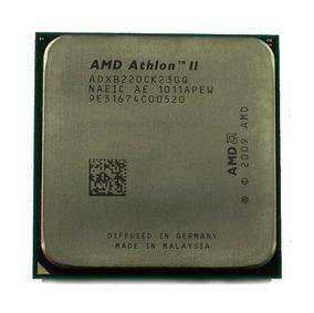 Processador Amd Athlon 2 B22 Am3 2.8ghz Adxb220ck23gq