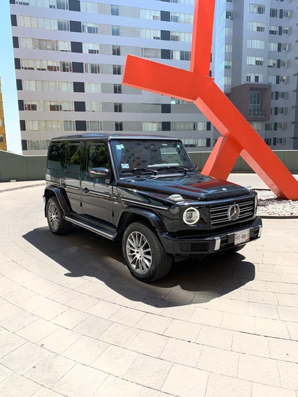 Mercedes Benz G500 Biturbo Blindaje Nivel3