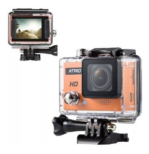 Câmera Ação Full Hd Sports 720p Atrio Dc186 Multilaser
