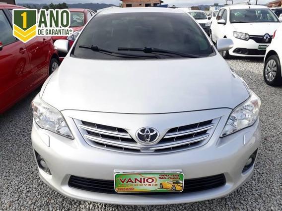 Toyota Corolla Altis 2.0 16v