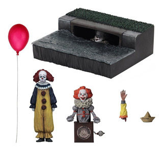 It (2017) Deluxe Accessory Set Pack N.e.c.a. Neca