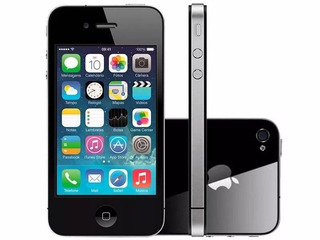iPhone 4s 8gb Preto Usado