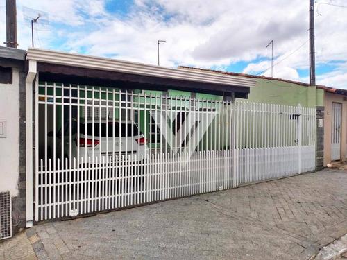 Casa Com 3 Dormitórios À Venda,  Conjunto Habitacional Júlio De Mesquita Filho - Sorocaba/sp - Ca1654