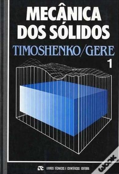 Solução Mecânica Dos Sólidos- Vols. 1 E 2-timoshenko