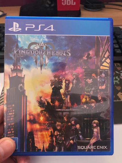 Kingdom Hearts 3 - Mídia Física - Usado