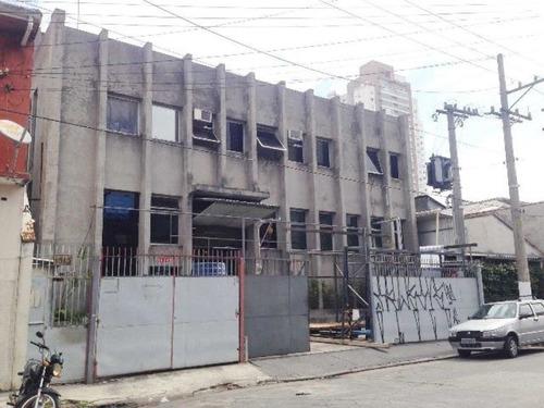 Venda Galpão - Chácara Santo Antônio, São Paulo-sp - Rr498