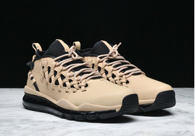 Nike Air Max Tr Trainer 17 Linen/black Leather 880996-200