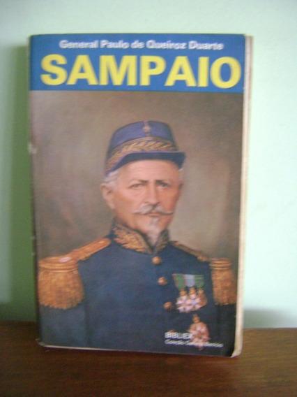 Livro Sampaio General Paulo De Queiroz Duarte Bibliex 1988