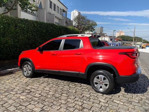 Fiat Toro 2018 1.8 16v Freedom Flex 4x2 Aut. 4p