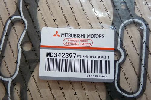 Empacadura Camara Mitsubishi Signo Lancer Nómada