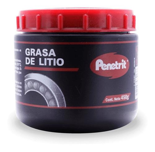 Grasa Grafitada En Pote X250g Penetrit 410
