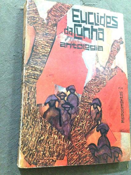 Livro Antologia, De Euclides Da Cunha, Versão Completa, Raro