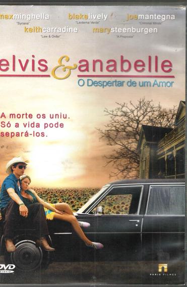 Dvd Elvis E Anabelle - Filme Original - Frete 10,00